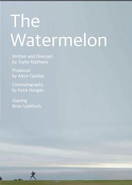 watermelon poster - Kamryn Calhoun 'stud