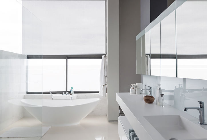 Bathroom fitter West London