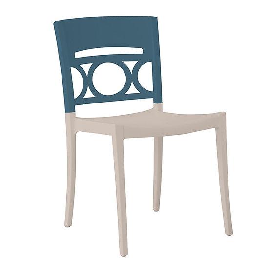 Cadeira S/Braços Moon Grosfillex
