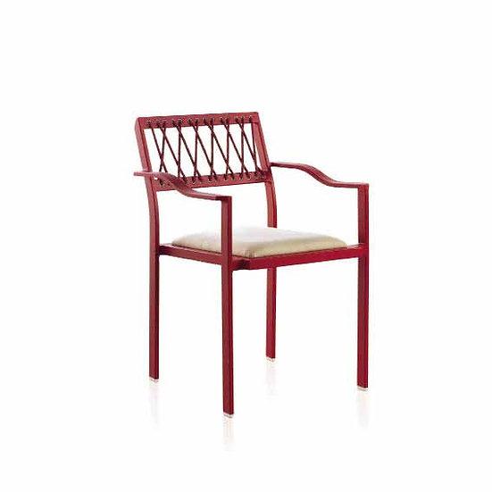 Cadeira C/ Braços Red  Gabar
