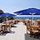 Thumbnail: Guarda-sol Scallop STANDARD/SILVER 3mx3m