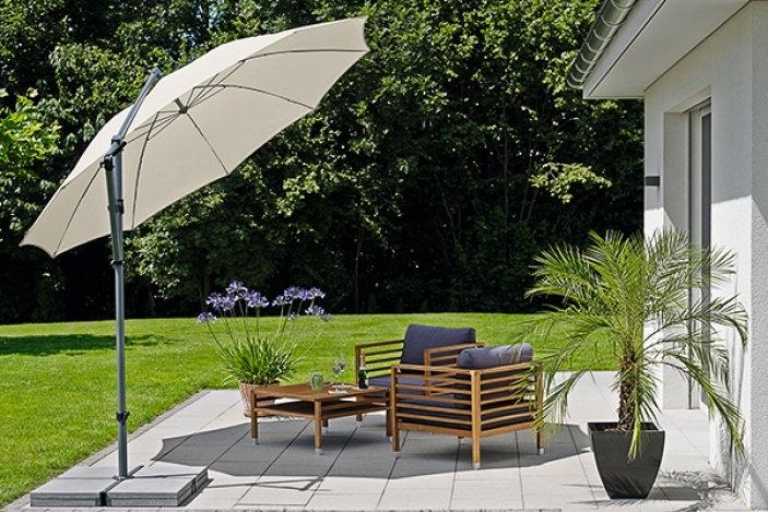 Guarda Sol Sun Confort Pendolino 3,00Cm