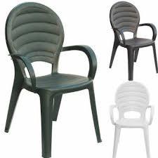 Cadeira C/ Braços  PALOMA - Grandsolei-Greenpool