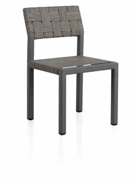 Cadeira Cube S/ Braços  - Gabar