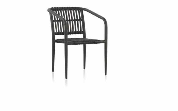 Cadeira C/ Braços Delta - Gabar