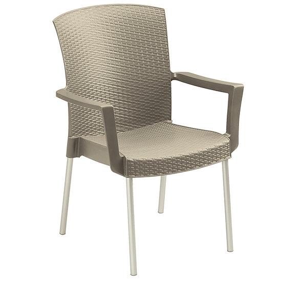 Cadeira C\Braços Ineo (Varias Cores) Grosfillex