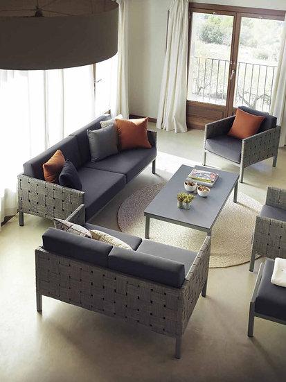 Set Lounge Cube - Gabar