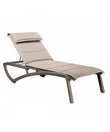 Espreguiçadeira SunSet Comfort- Grosfillex