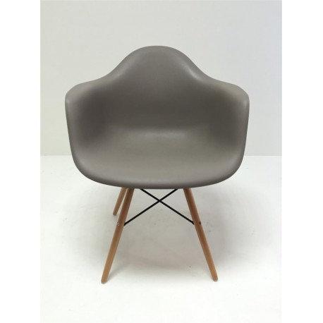 Cadeira C\Braços Paris Wood