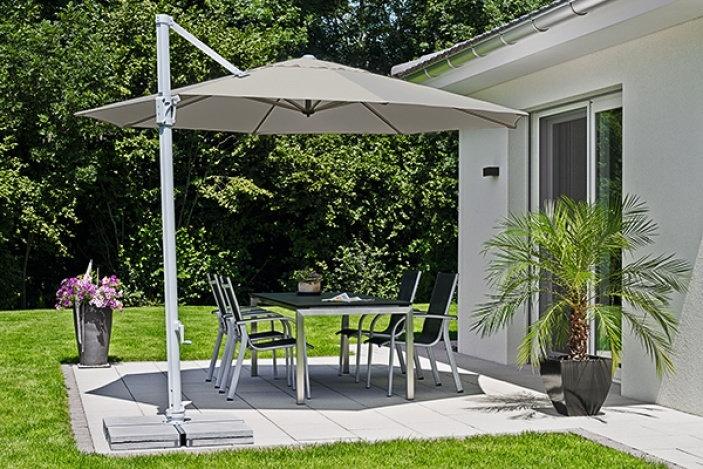 Guarda Sol Sun Confort SunFlex (3X3) Glatz