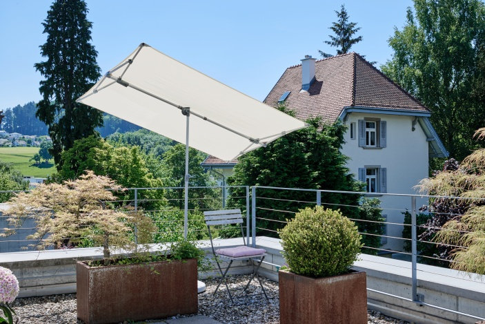 Guarda Sol Sun Confort Flex-Roof(2,10mX1,50m) Glatz