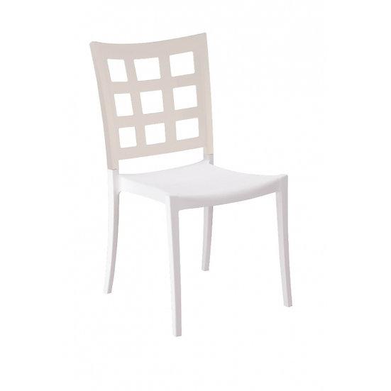Cadeira S\Braços Plazza Grosfillex