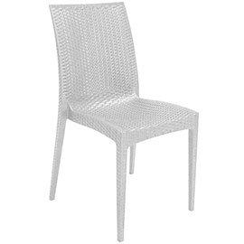 Cadeira S/ Braços RATTAN BISTROT -  Grandsolei- Greenpool