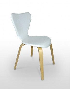 Cadeira Escandinava Estofada Interior