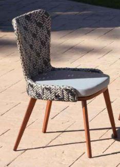 Cadeira S\Braços Florencia Mod.246