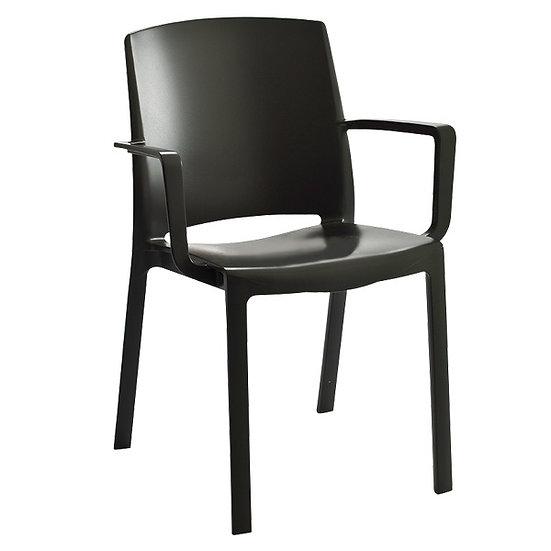 Cadeira C\Braços Milton Grosfillex