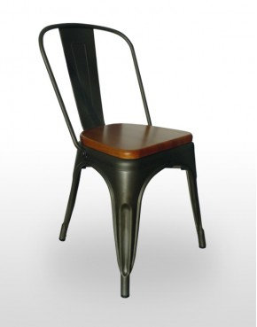 Cadeira Bohemia Wood Interior