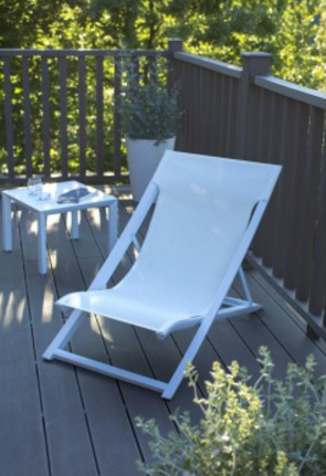 Cadeira Relax  Deck Chair Grosfillex