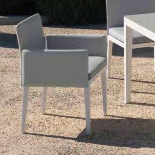 Cadeira C\Braços Capri Mod 187