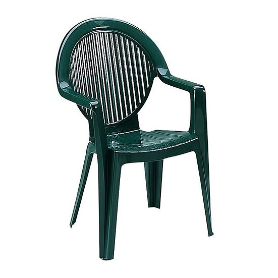 Cadeira C\Braços Fidji Evolution Club - Grosfillex