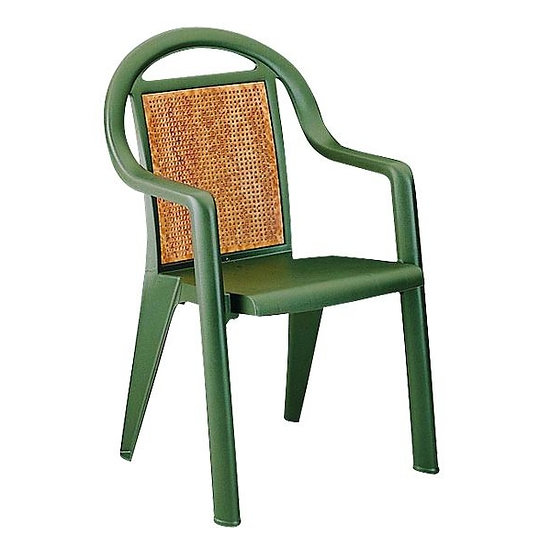 Cadeira C\Braços Samoa D3 - Grosfillex