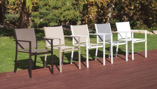Cadeira C/ Braço Panama  Tresi