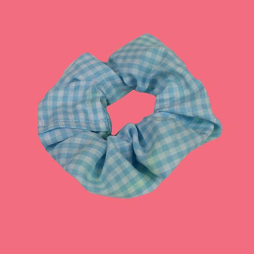 BB Blue Scrunchie
