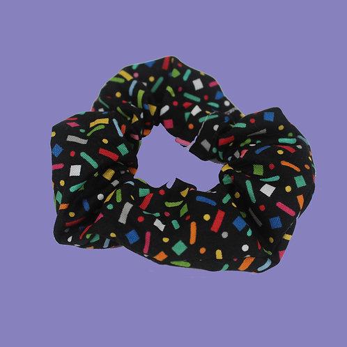 Confetti Scrunchie