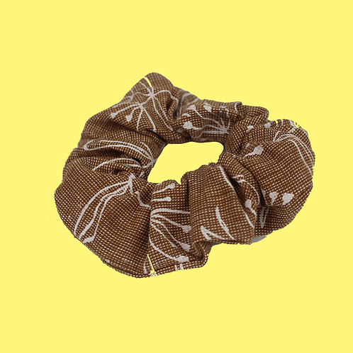 Natural Scrunchie