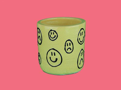 Smiley Pot