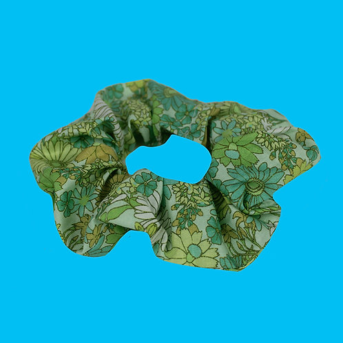 Greens Scrunchie