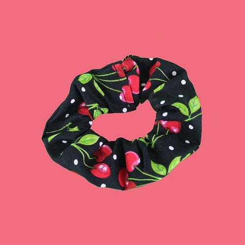 Cherry Scrunchie