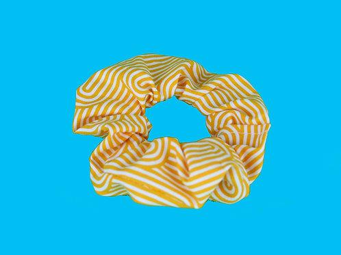 Yellow Arches Scrunchie