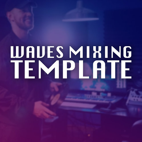 Waves Mixing Template