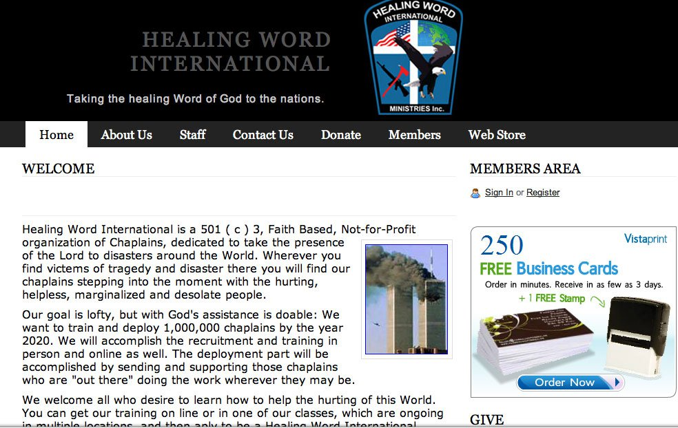 Healing Word International