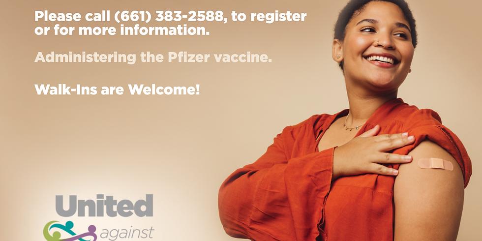 Community COVID-19 Vaccine Clinic