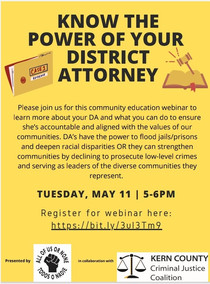 Know the power of your district attorney