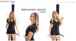 Breanna Moss Model