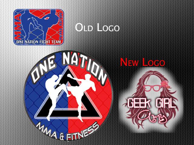 MMA gym Logo Redesign
