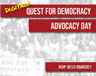 Quest for Democracy Advocacy Day