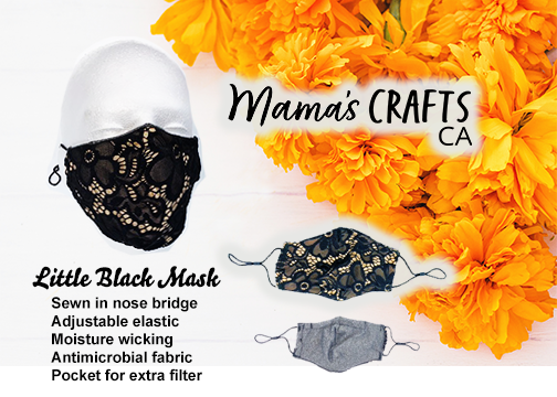 Ad for Mama's Crafts