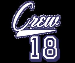 Crew 18 Logo