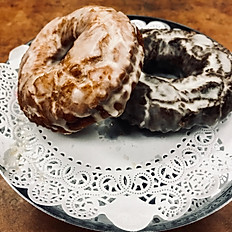 Cake and Ring Doughnuts