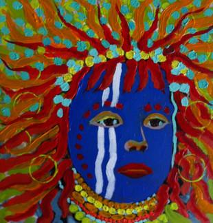 Urtsula Yanchak Floral FAce Mask.JPG