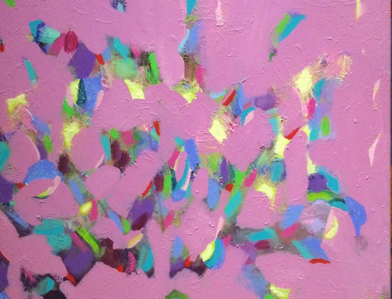 Hot Pink Jigsaw