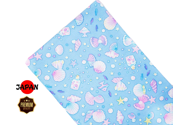 Dream Sea Shell Blue (CT)