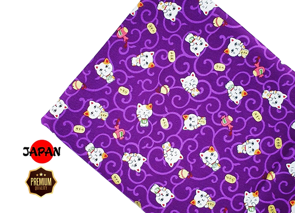 Fortune Cat Purple (CT)