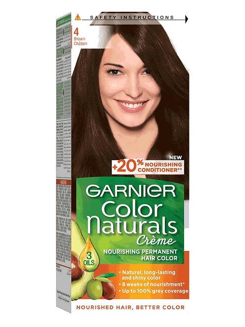 Garnier Color Naturals Crème marron 4