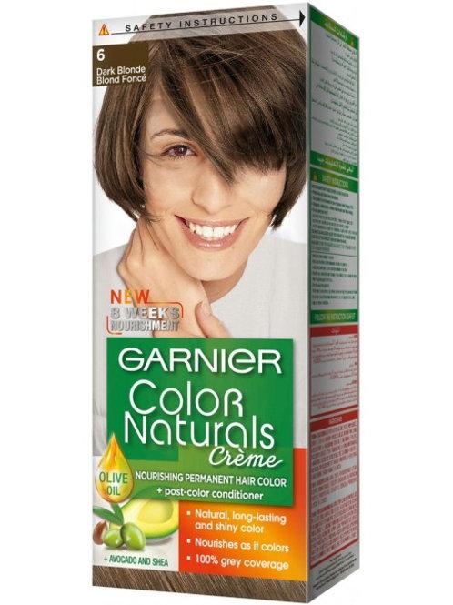 Garnier Color Naturals Crème BLOND FONCÉ 6