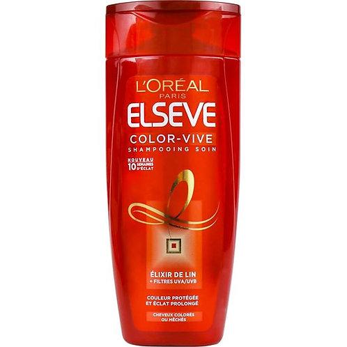L'Oréal Paris Elsève - Color Vive - Shampooing soin protection de couleur 400ml
